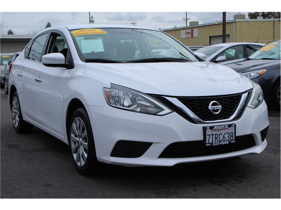 2016 Nissan Sentra from Sams Auto Sales