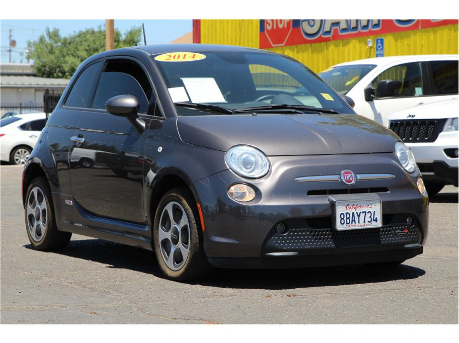 2014 Fiat 500e from Sams Auto Sales II