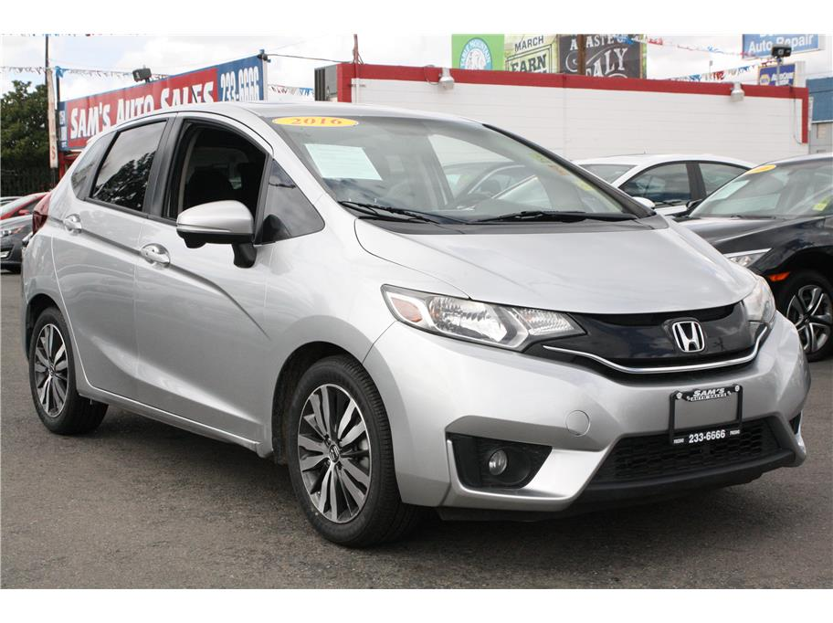 2016 Honda Fit from Sams Auto Sales