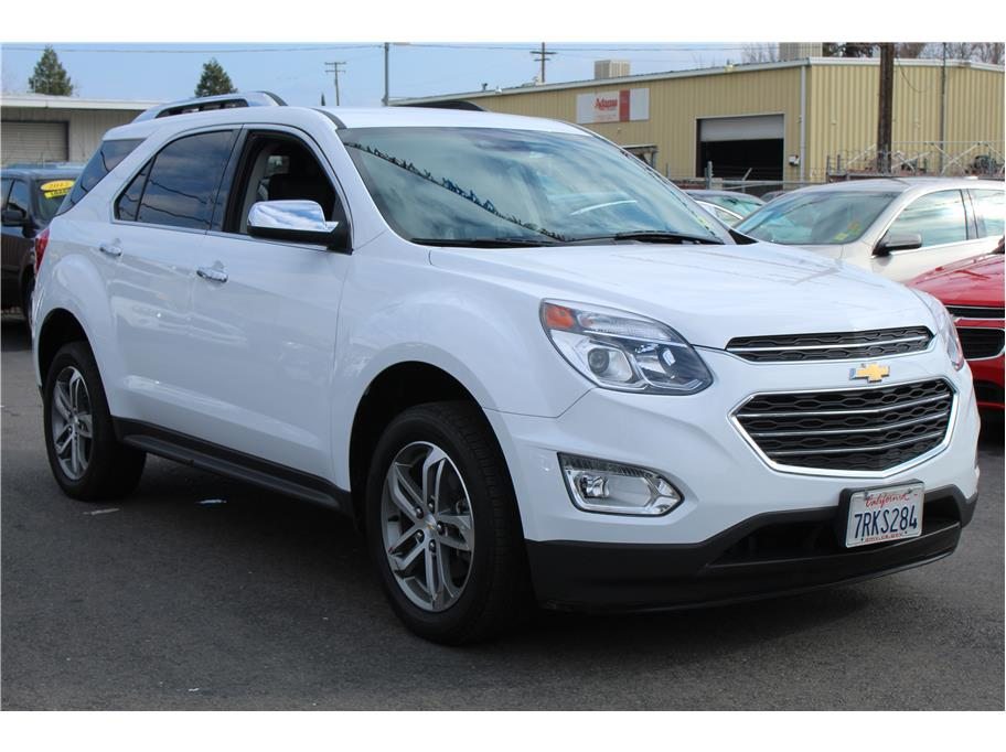 2016 Chevrolet Equinox from Sams Auto Sales II