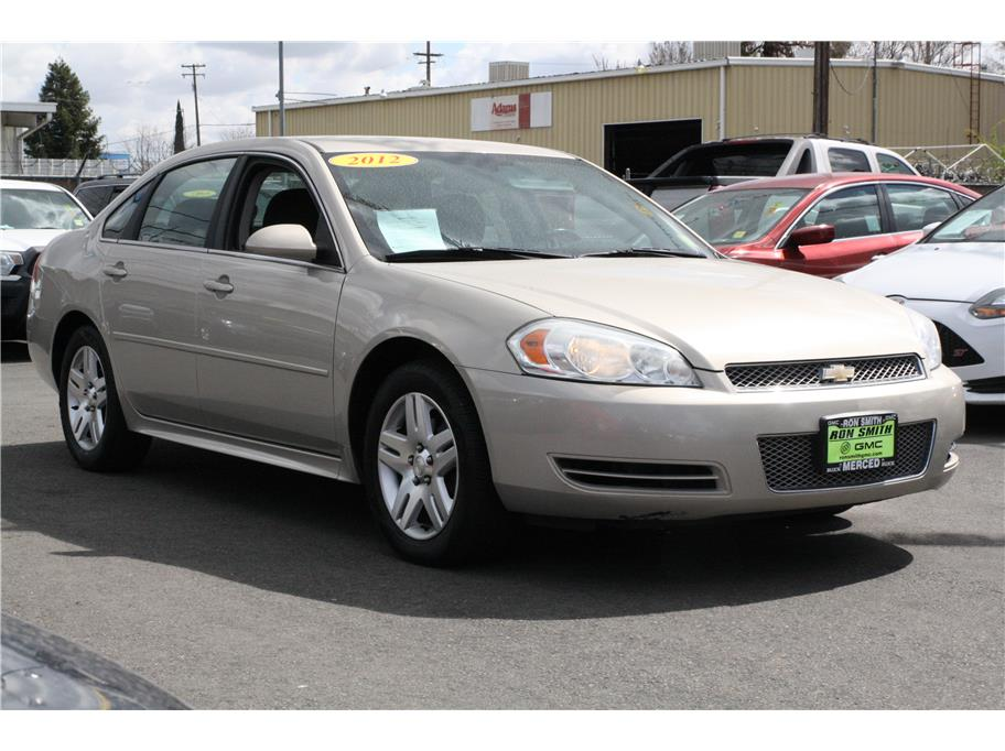 2012 Chevrolet Impala from Sams Auto Sales II