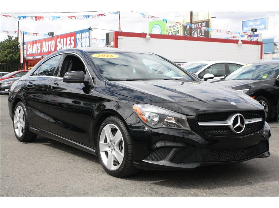 2016 Mercedes-Benz CLA from Sams Auto Sales