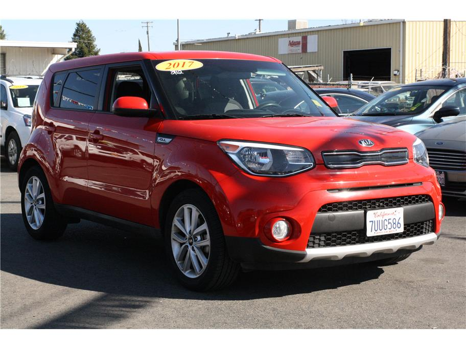 2017 Kia Soul from Sams Auto Sales