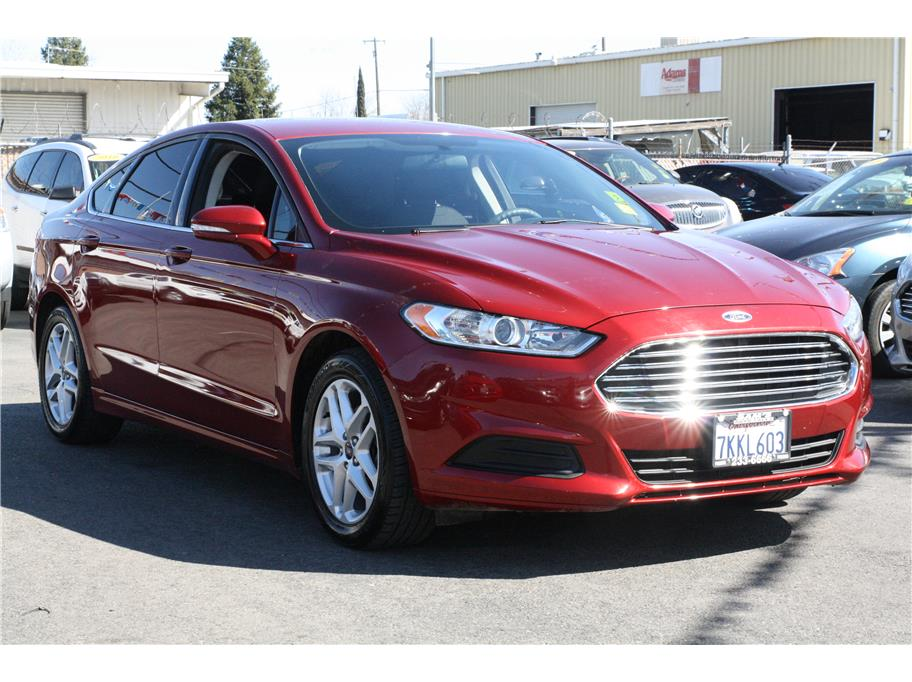 2014 Ford Fusion from Sams Auto Sales II