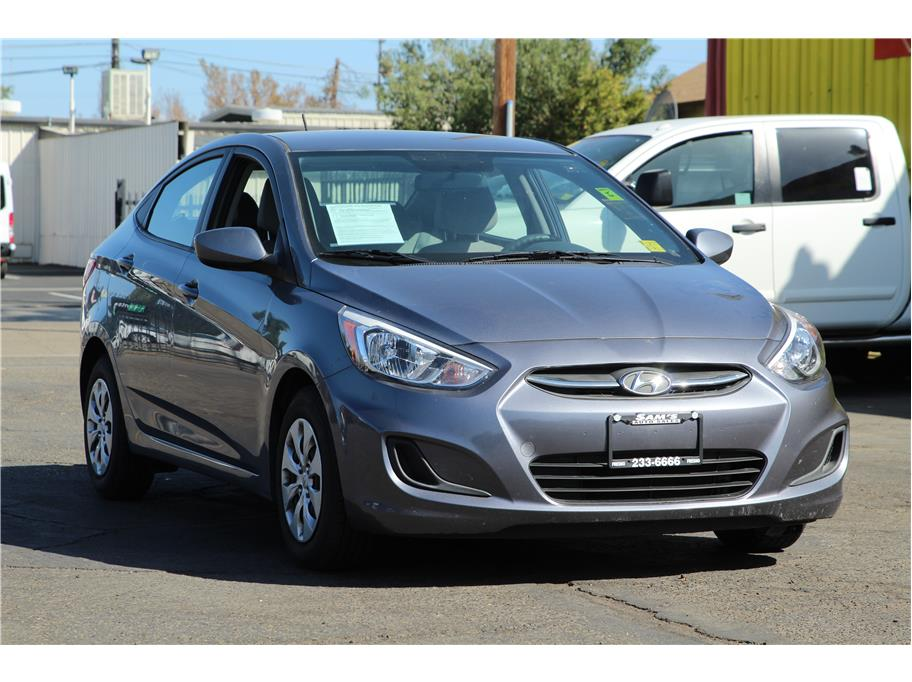 2017 Hyundai Accent from Sams Auto Sales