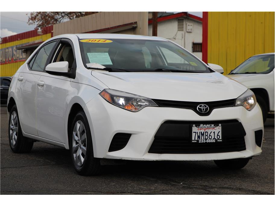 2014 Toyota Corolla from Sams Auto Sales