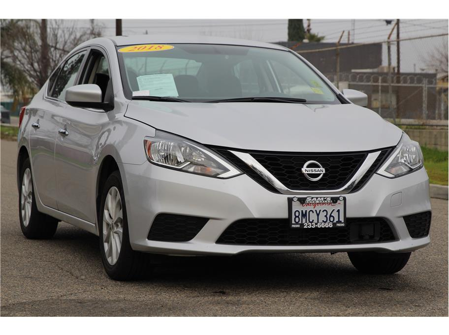 2018 Nissan Sentra from Sams Auto Sales