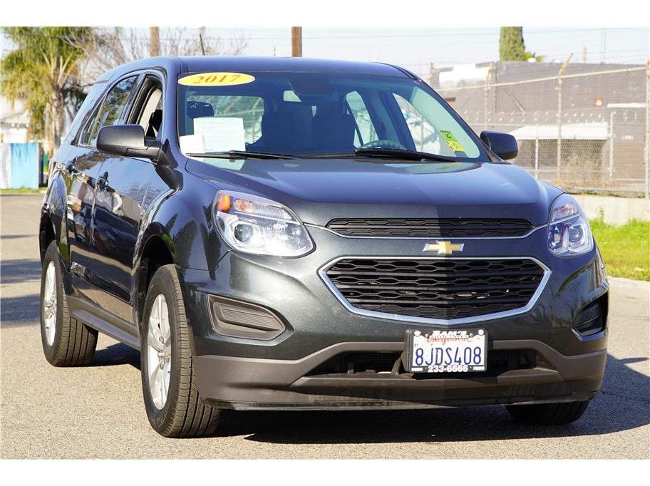 2017 Chevrolet Equinox from Sams Auto Sales