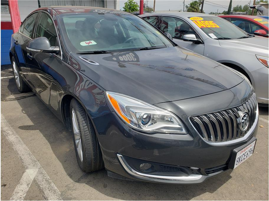 2016 Buick Regal from Sams Auto Sales