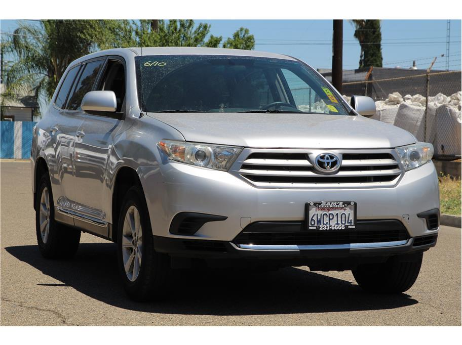 2012 Toyota Highlander from Sams Auto Sales