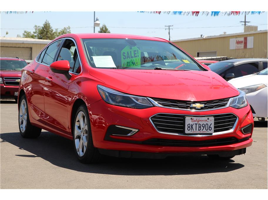 2017 Chevrolet Cruze from Sams Auto Sales