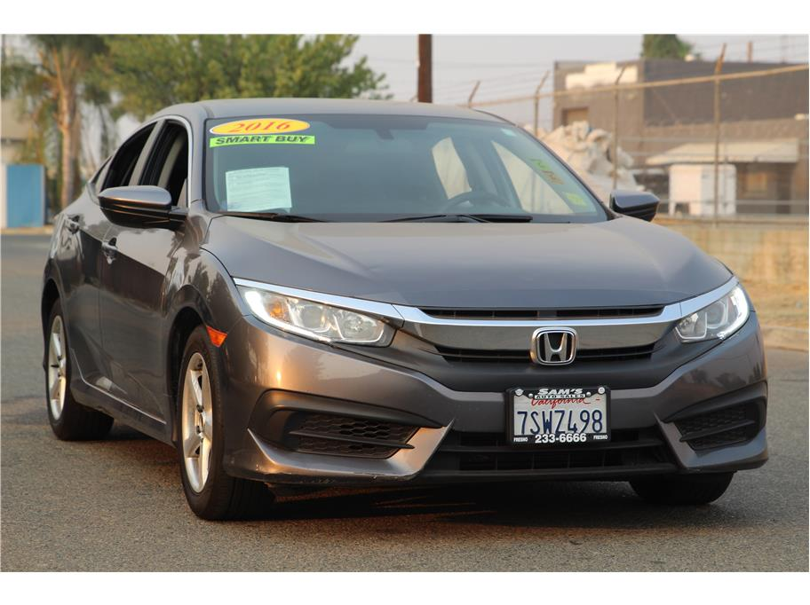 2016 Honda Civic from Sams Auto Sales