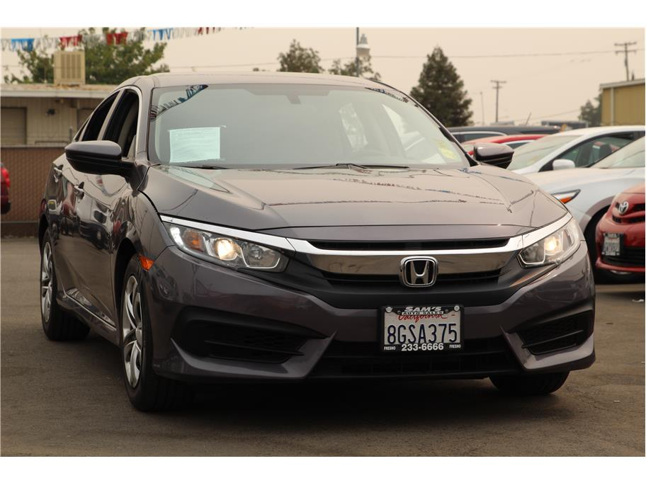 2018 Honda Civic from Sams Auto Sales