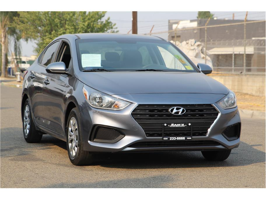 2018 Hyundai Accent from Sams Auto Sales
