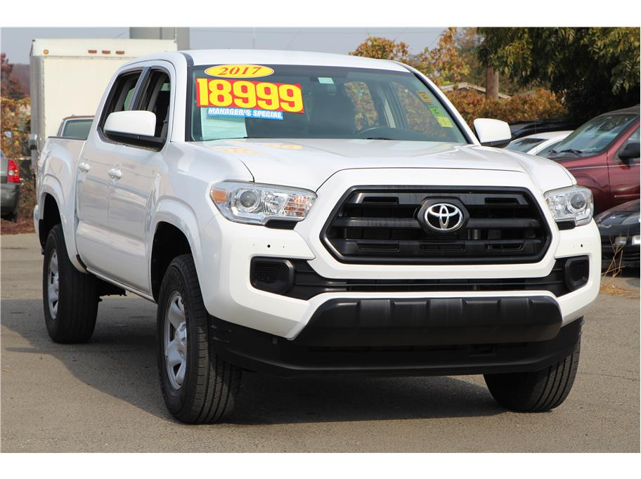 2017 Toyota Tacoma Double Cab from Sams Auto Sales