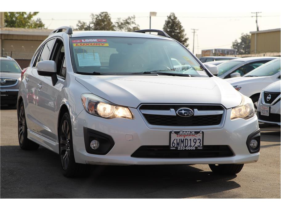 2012 Subaru Impreza from Sams Auto Sales