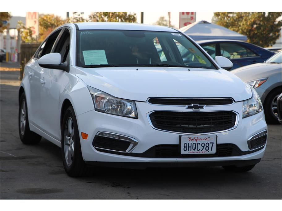 2016 Chevrolet Cruze Limited from Sams Auto Sales