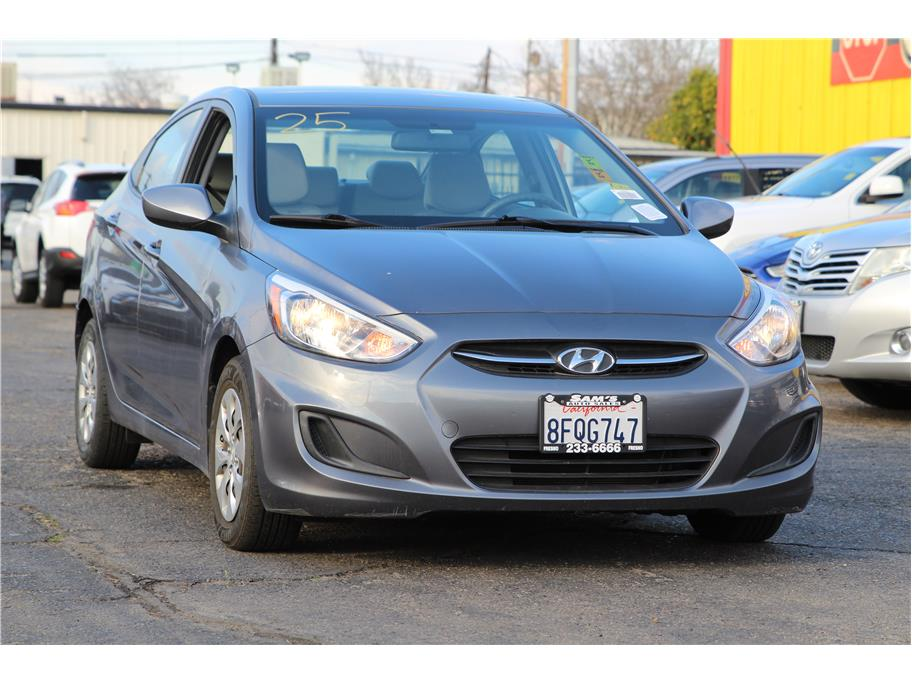 2016 Hyundai Accent from Sams Auto Sales
