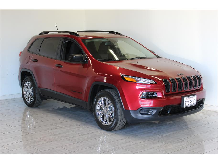 2017 Jeep Cherokee from Escondido Auto Super Center
