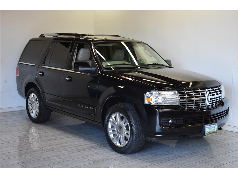 2012 Lincoln Navigator from Escondido Auto Super Center