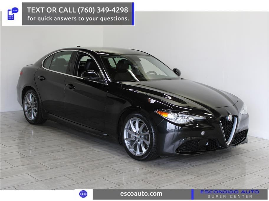 2018 Alfa Romeo Giulia from Escondido Auto Super Center