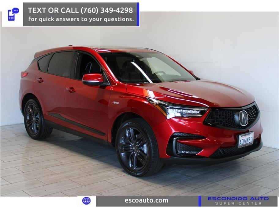 2019 Acura RDX from Escondido Auto Super Center