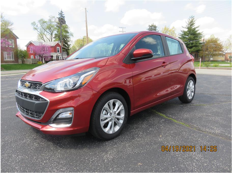 2021 Chevrolet Spark from Hamilton Auto Sales