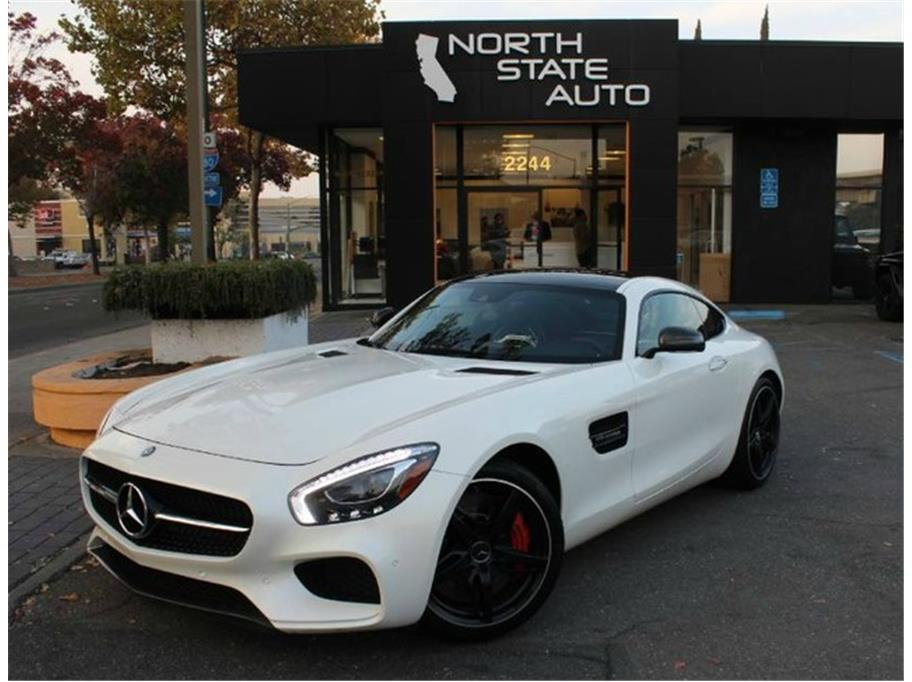 2016 Mercedes-Benz Mercedes-AMG GT from North State Auto