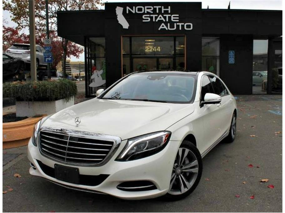 2016 Mercedes-Benz S-Class from North State Auto