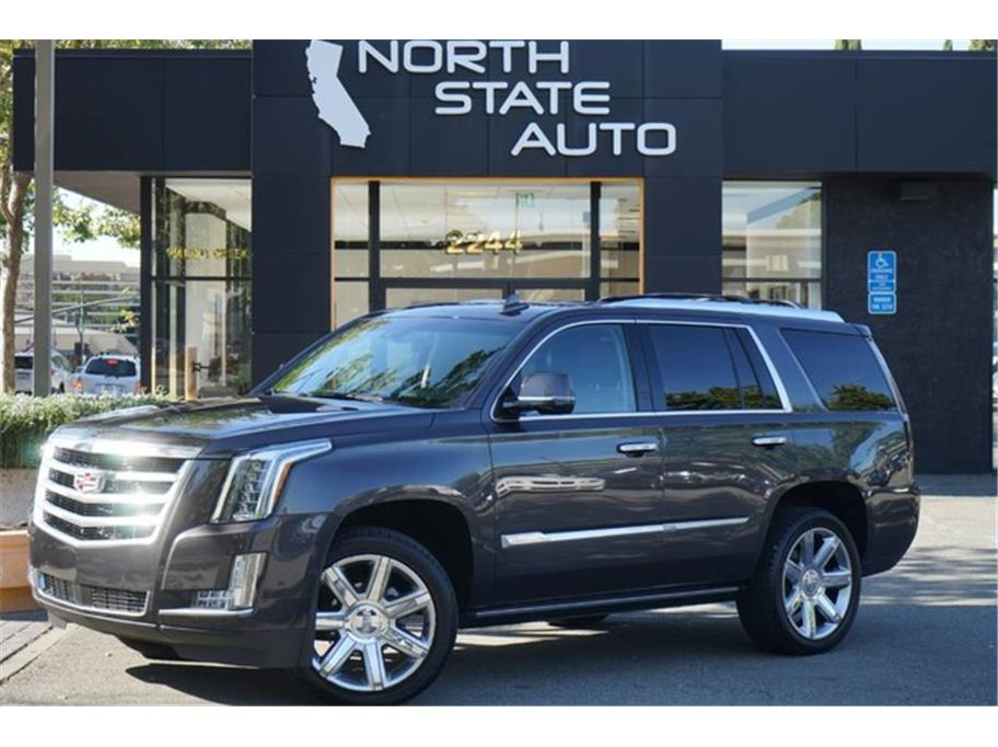 2018 Cadillac Escalade from North State Auto