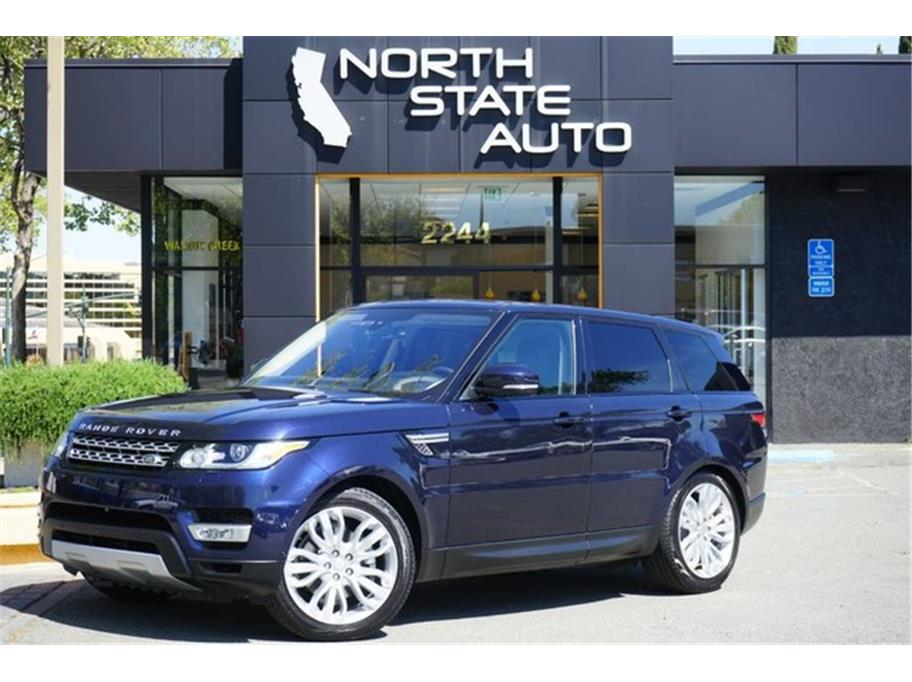2016 Land Rover Range Rover Sport from North State Auto