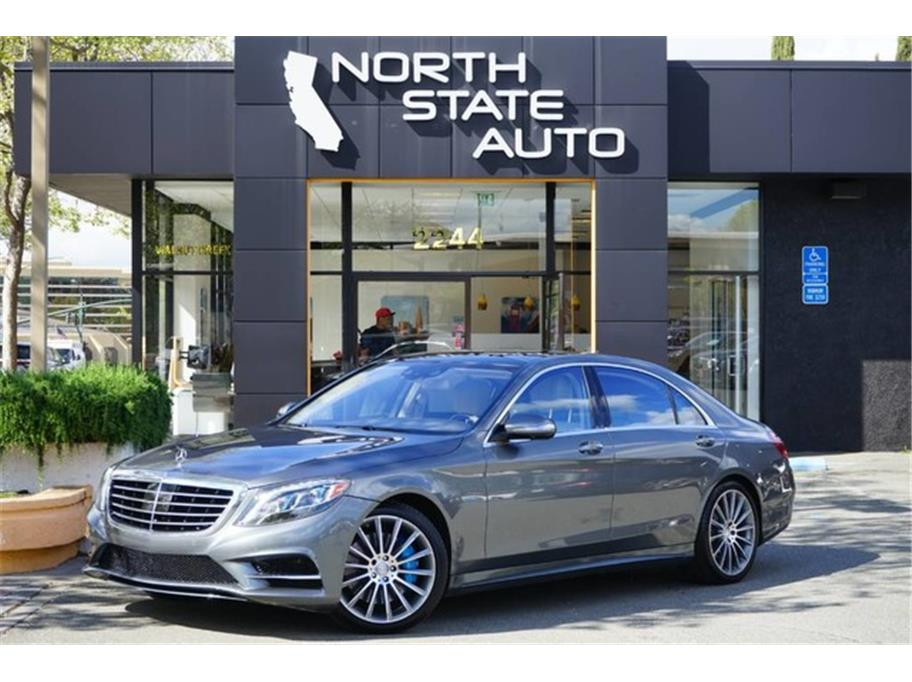 2017 Mercedes-Benz S-Class from North State Auto