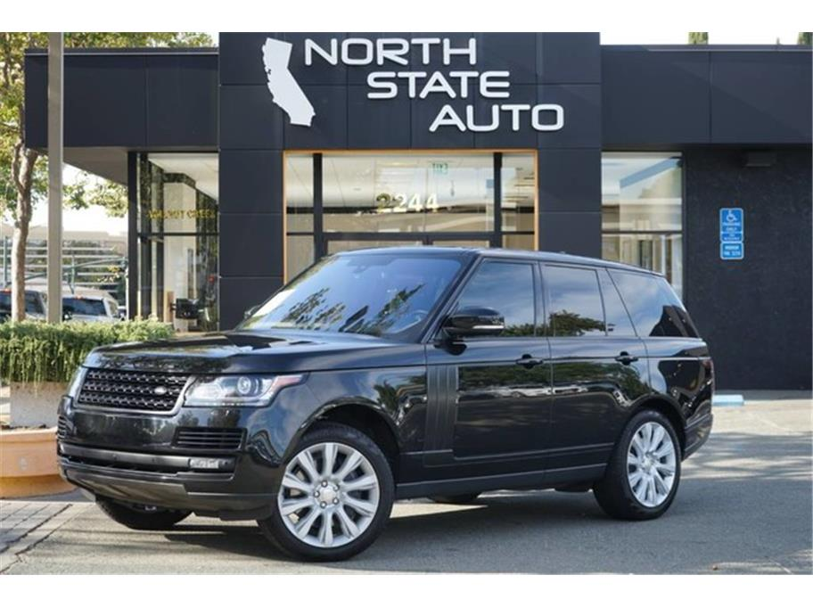 2016 Land Rover Range Rover from North State Auto