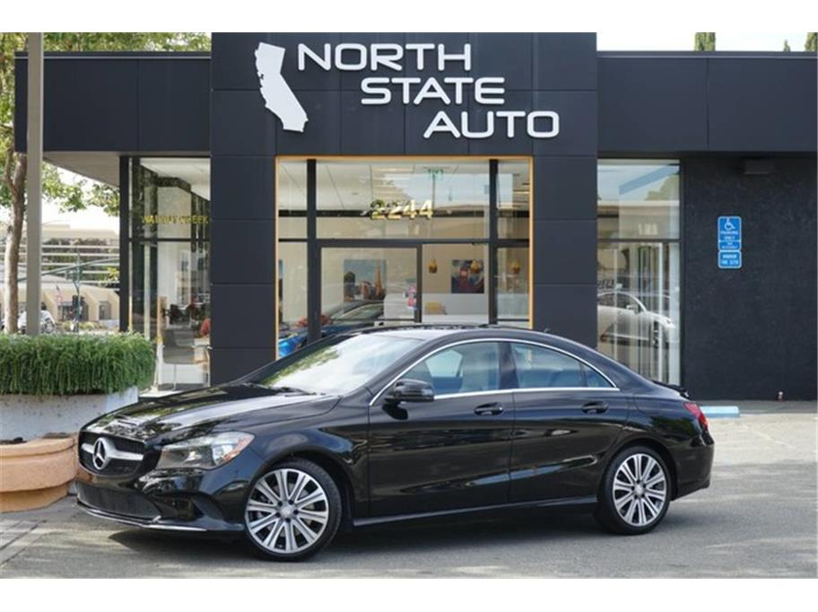 2018 Mercedes-Benz CLA from North State Auto