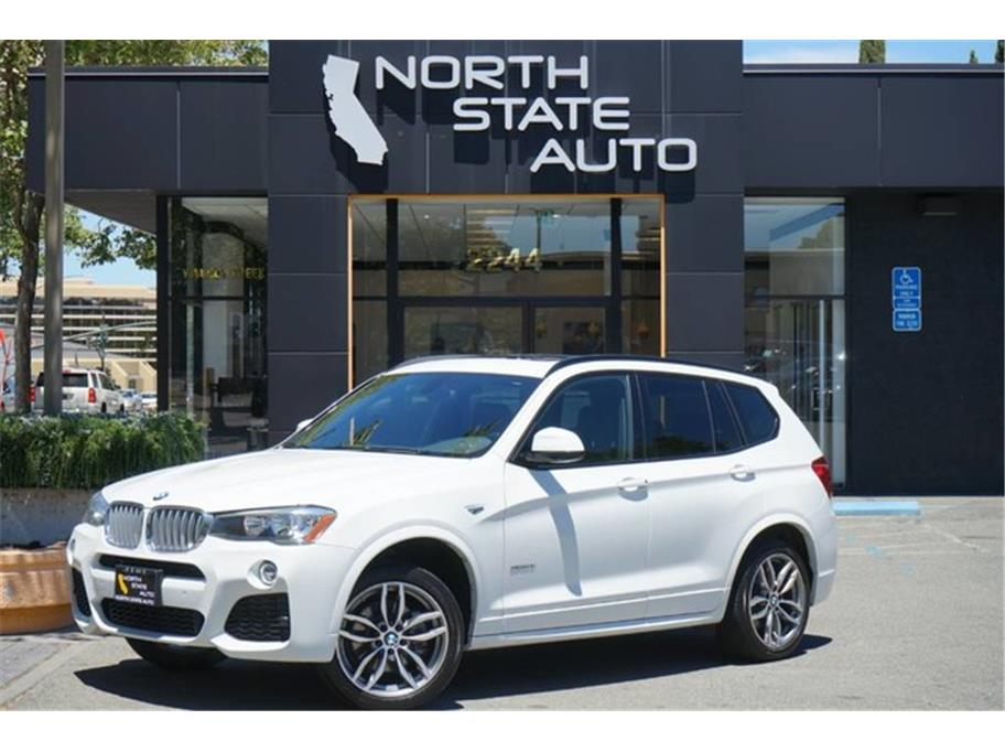 2017 BMW X3 from North State Auto