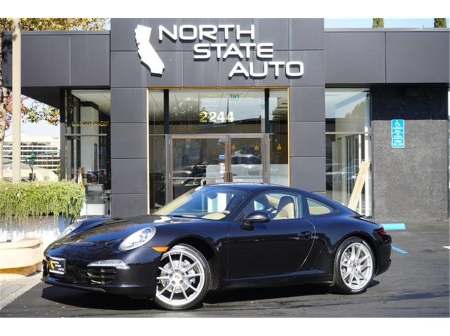 2014 Porsche 911 from North State Auto