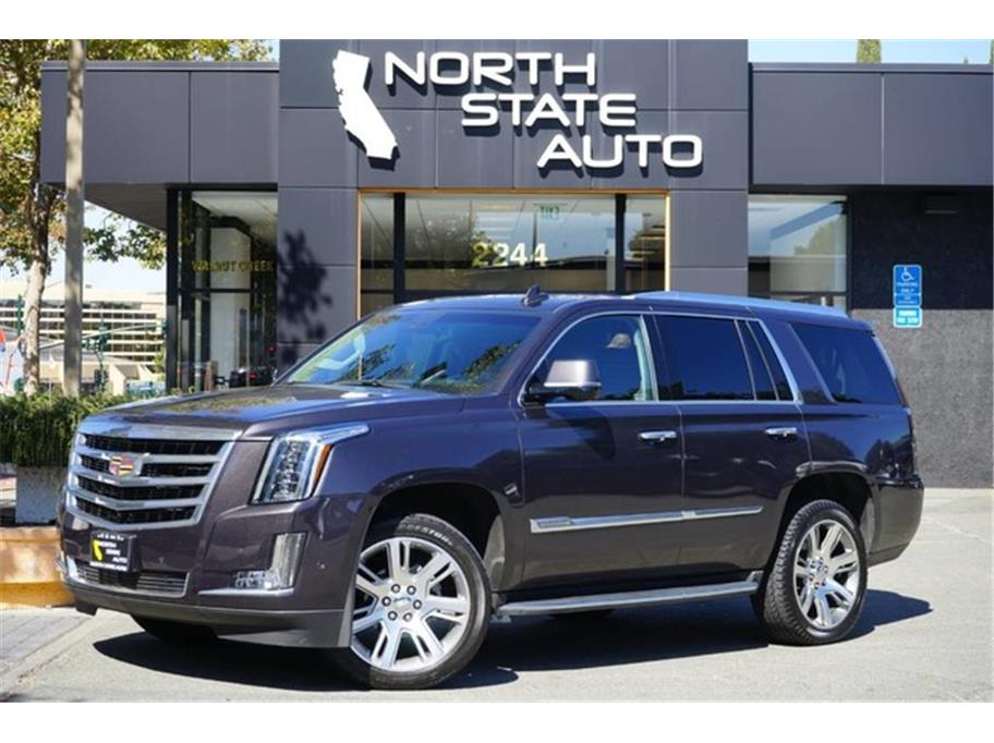 2017 Cadillac Escalade from North State Auto