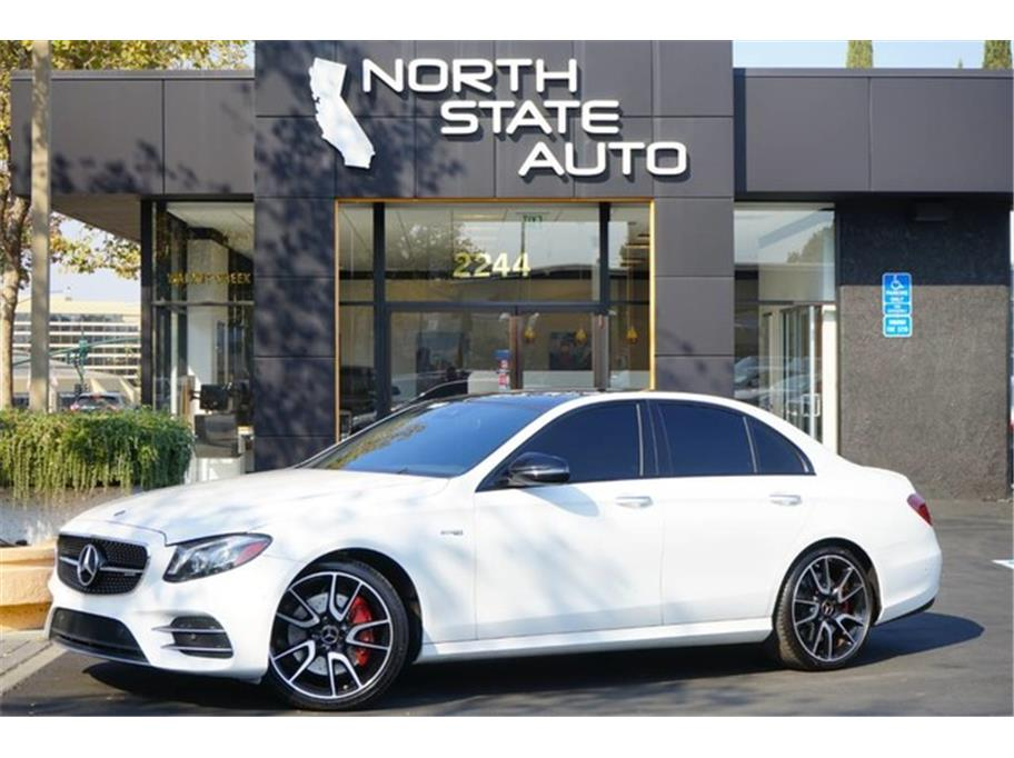 2017 Mercedes-Benz E-Class from North State Auto
