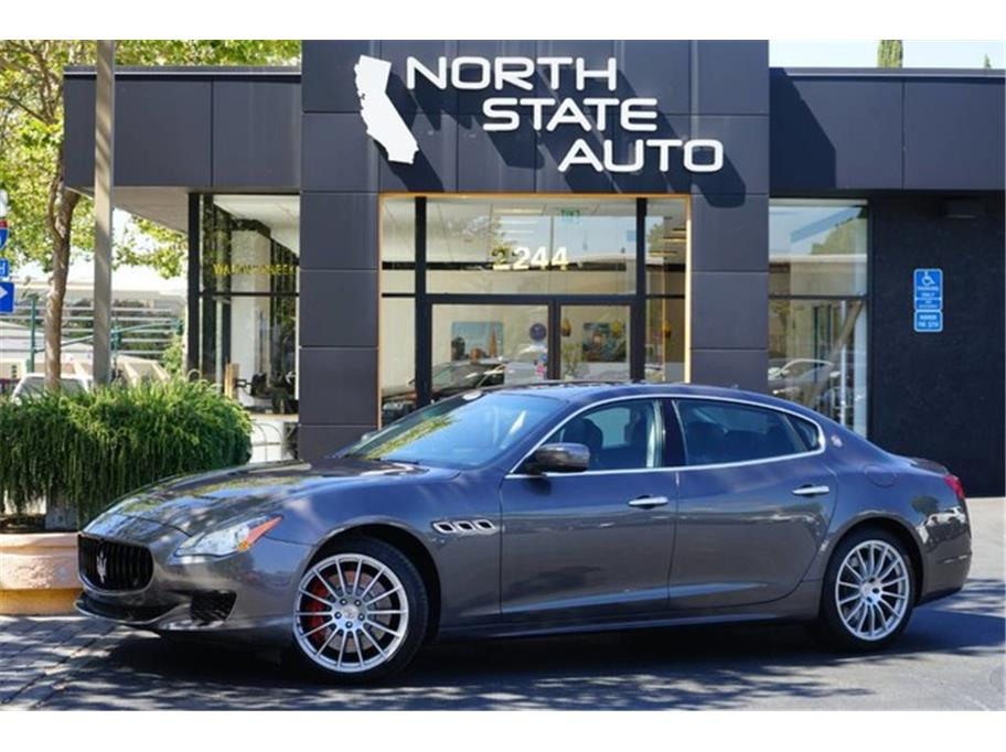 2016 Maserati Quattroporte from North State Auto