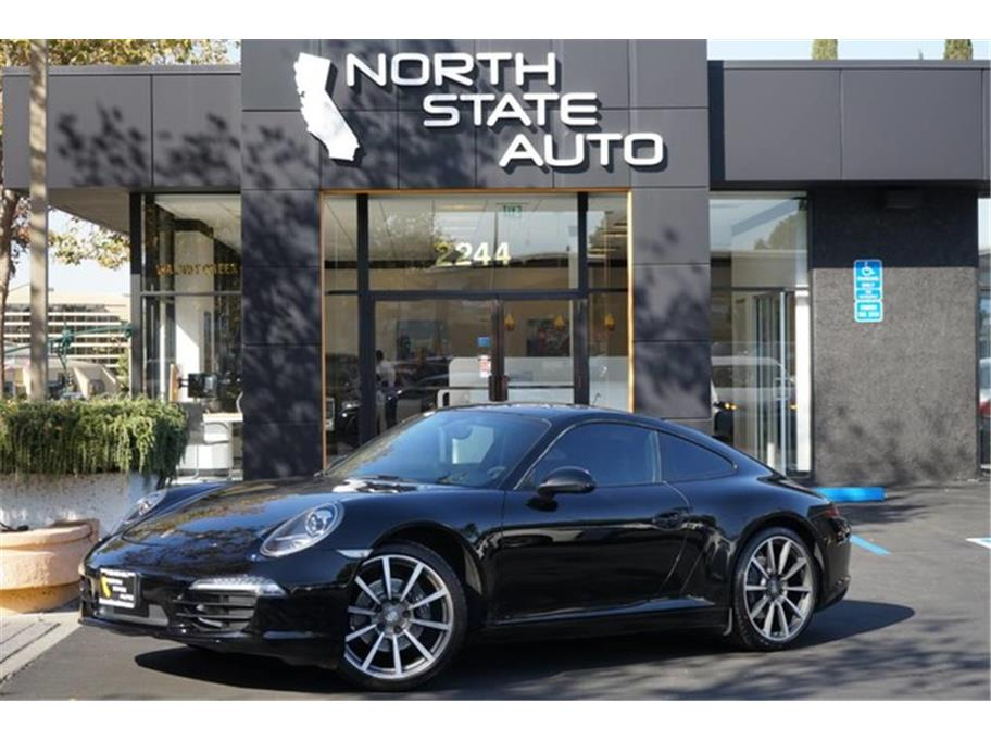 2013 Porsche 911 from North State Auto
