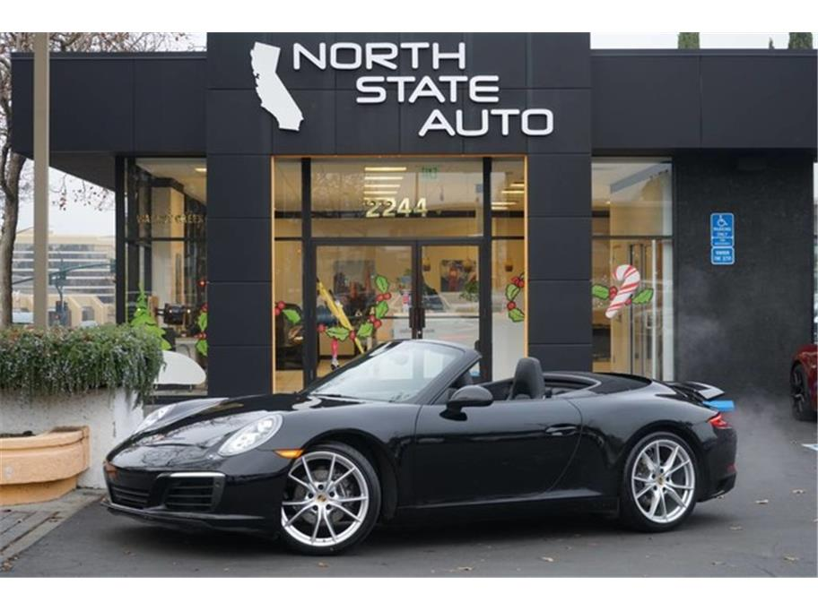 2017 Porsche 911 from North State Auto