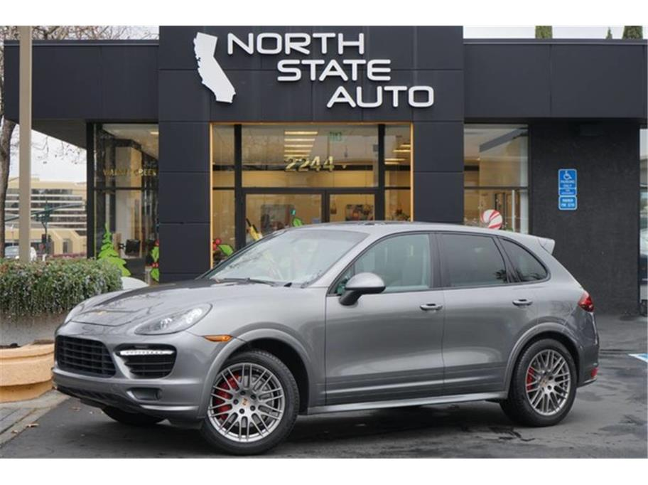 2014 Porsche Cayenne from North State Auto