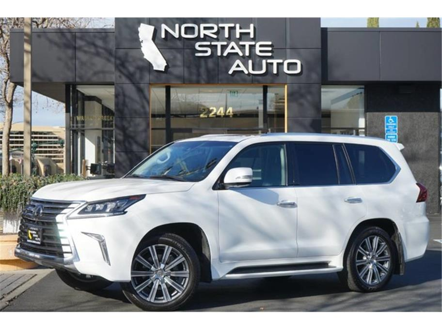 2017 Lexus LX from North State Auto