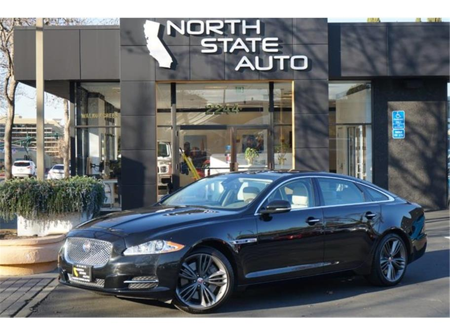 2015 Jaguar XJ from North State Auto