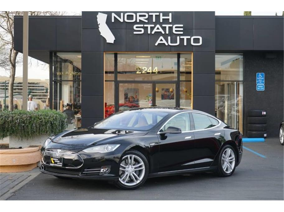 2013 Tesla Model S from North State Auto