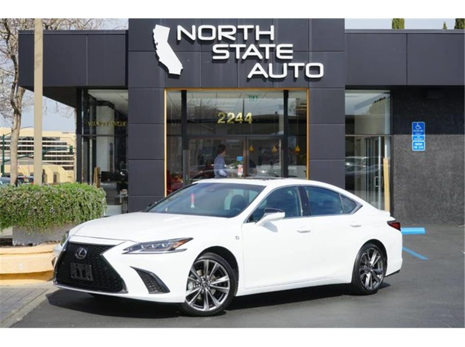 2019 Lexus ES from North State Auto