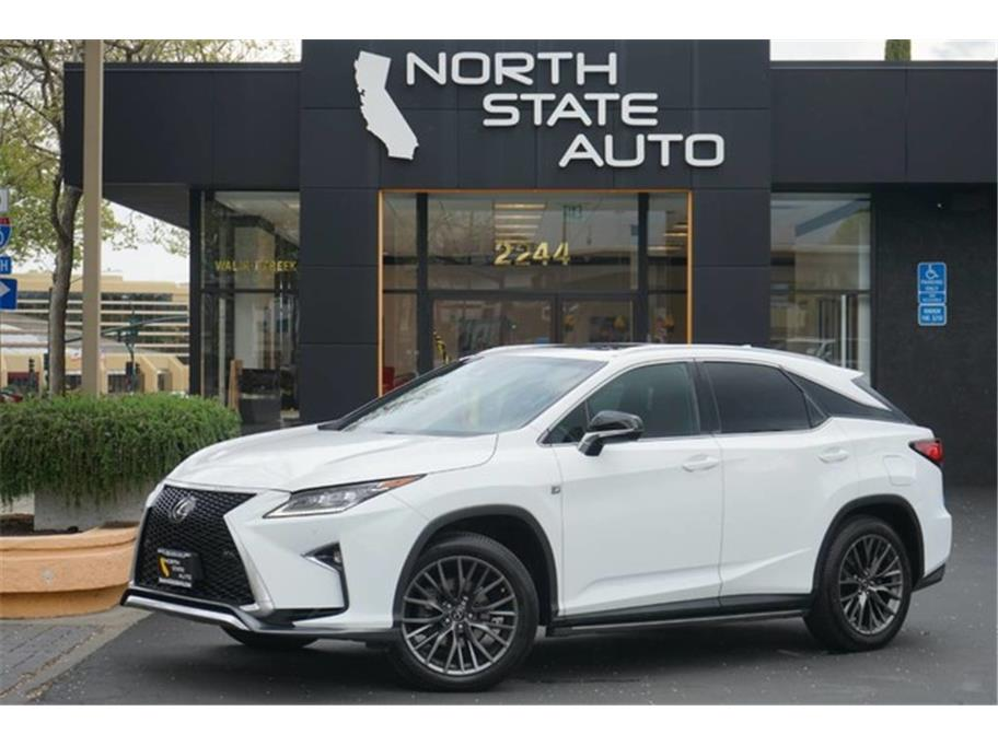 2017 Lexus RX from North State Auto