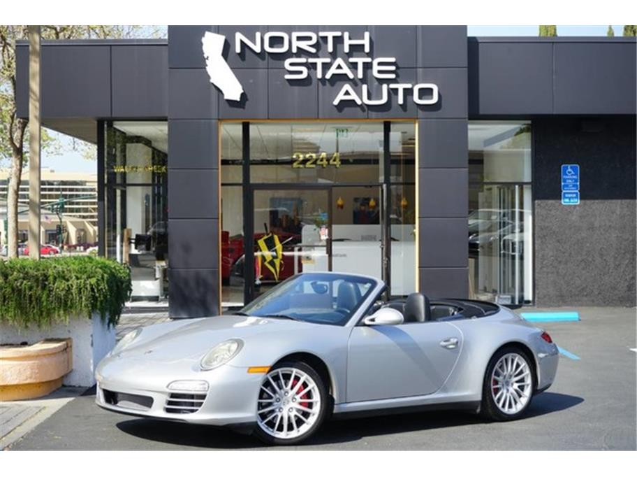 2010 Porsche 911 from North State Auto