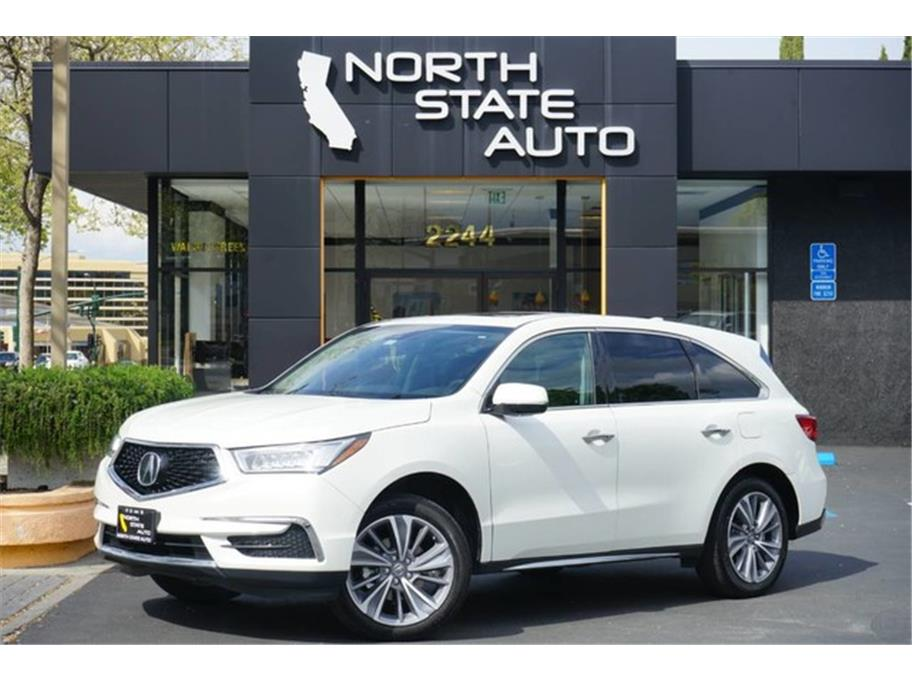 2018 Acura MDX from North State Auto