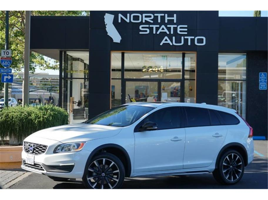 2017 Volvo V60 Cross Country from North State Auto